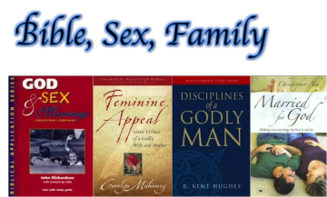 Bible, Sex, Family