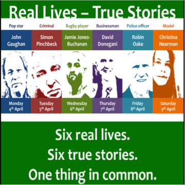 Real Lives- testimonies with Roger Carswell